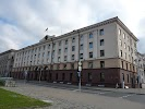 Минский областной исполнительный комитет, Интернациональная улица на фото Минска
