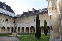 Tourist Office, Dole, France