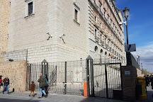 Alcazar - Biblioteca de Castilla-La Mancha, Toledo, Spain