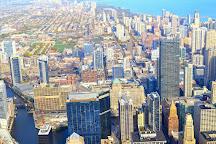 Skydeck Chicago - Willis Tower, Chicago, United States