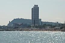 Playa de la Mar Bella, Barcelona, Spain