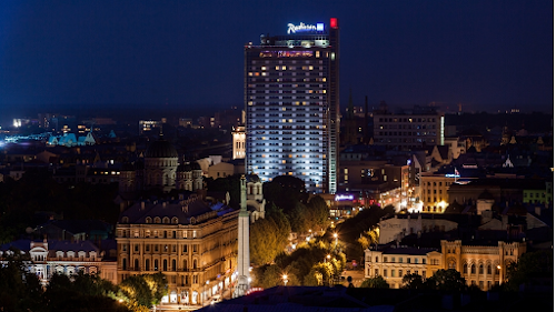 Radisson Blu Latvija Conference & Spa Hotel, Riga