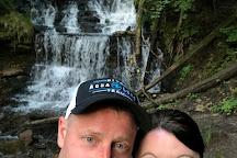 Wagner Falls, Munising, United States