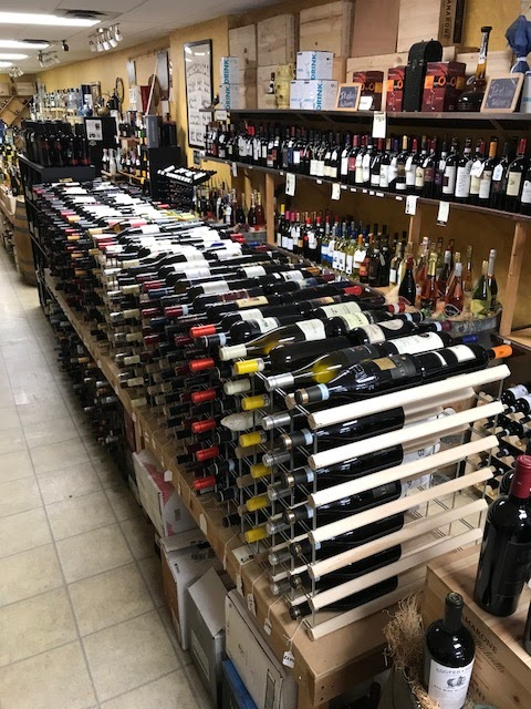 The Wine Room of Forest Hills