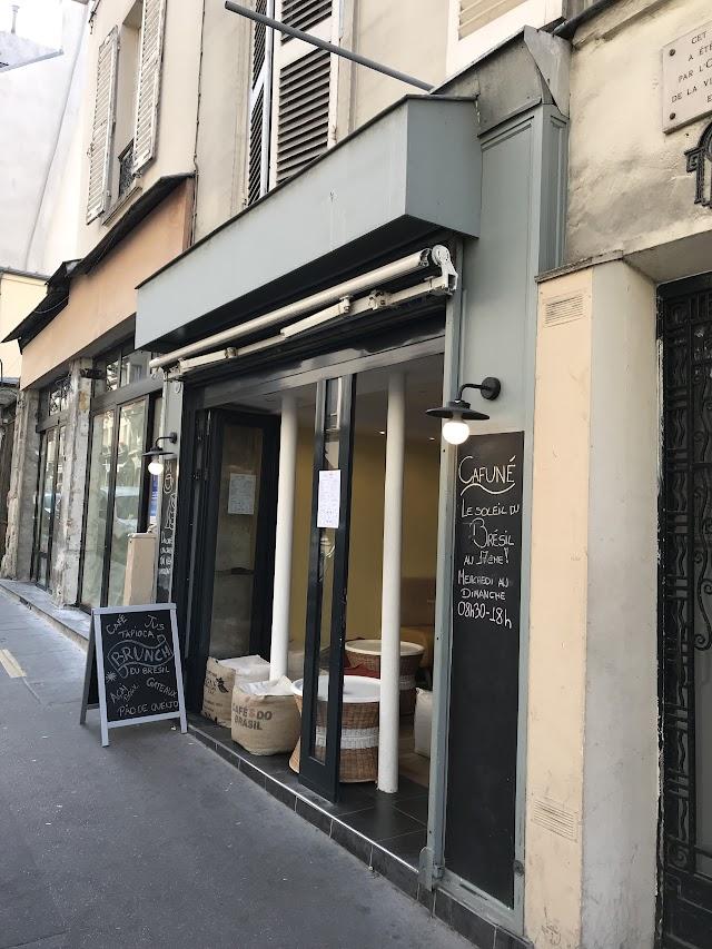 Cafune Paris
