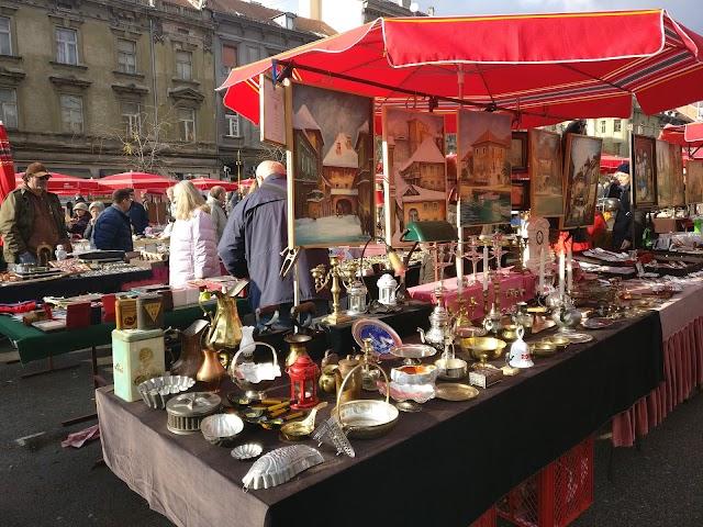 Britanski Trg Market