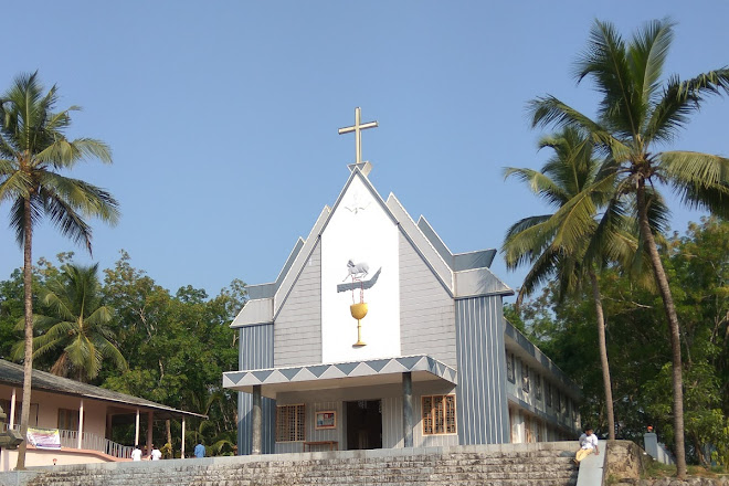 Christ the King Church, Kozhikode, India
