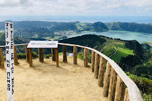 Boca do Inferno Viewpoint, Sete Cidades, Portugal