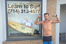 Learn To Surf, Huntington Beach, United States
