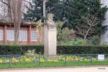 Square des Missions Etrangeres, Paris, France
