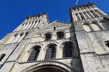 Abbaye aux Dames, Caen, France