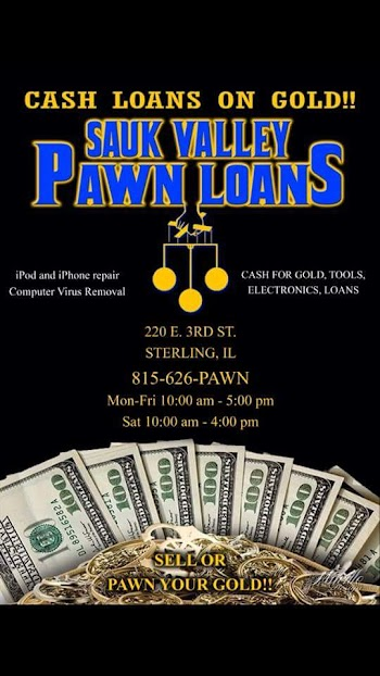 Sauk Valley Pawn Loans Payday Loans Picture