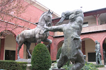 Musee Bourdelle, Paris, France