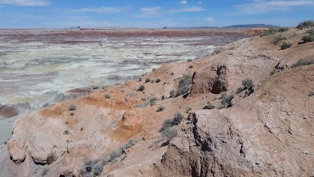 Painted Desert Rim View