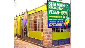 Shaman Restaurant Vegan Raw 0