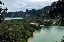 Railay Beach Viewpoint, Railay Beach, Thailand