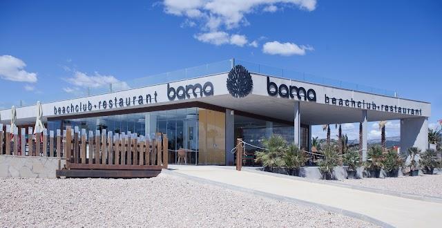Bama Beach Club Restaurant