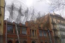 Fundacio Antoni Tapies, Barcelona, Spain