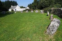 Glebe Stone Circles, Cong, Ireland
