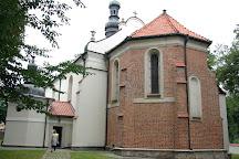 Kosciol Sw. Jakuba, Sandomierz, Poland