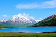 Lake Eklutna, Anchorage, United States