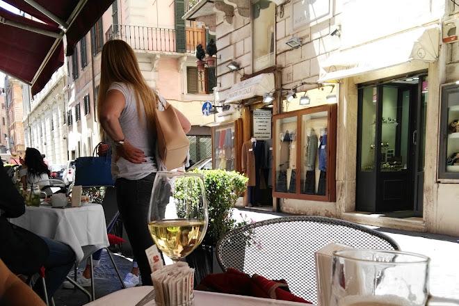 Champagneria Mumm, Rome, Italy