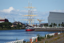 The Tall Ship at Riverside, Glasgow, United Kingdom