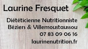 Laurine Fresquet Diététicienne Nutritionniste