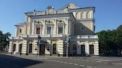 Театр Янки Купалы, улица Энгельса, дом 14 на фото Минска