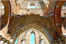 Abbazia di San Galgano, Chiusdino, Italy