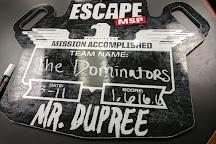 Escape MSP, Minneapolis, United States