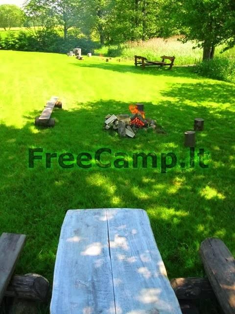 Camping FreeCamp.lt / Plateliukempingas.lt