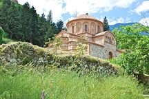 Archaeological site of Mystra, Mystras, Greece
