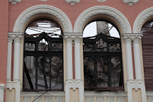 Palace of Greek-Catholic Bishopric, Oradea, Romania