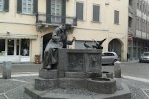Strada Coperta, Strade Sotterranee e Cavallerizza, Vigevano, Italy