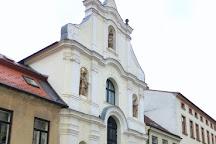 Church of the Assumption, Jihlava, Czech Republic