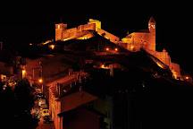 Castillo De San Vicente, San Vicente de la Sonsierra, Spain