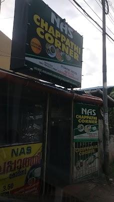 NAS Chappathi Corner thiruvananthapuram
