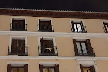 Monumento de Victoria Eugenia y Alfonso XIII, Madrid, Spain