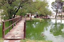 Plaza Ernesto Tornquist, Tornquist, Argentina