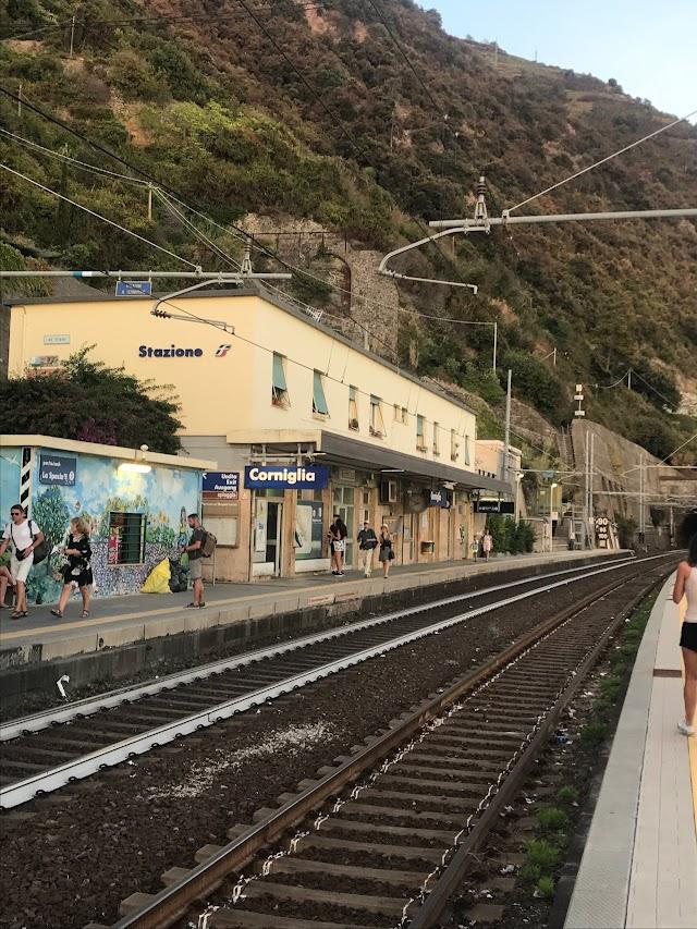 Corniglia Stazione