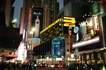 Times Square Countdown, New York City, United States
