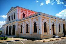 Praca Sinha Trevia, Camocim, Brazil