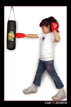 Amit Lalwanis Kickboxing Selfdefense Muaythai Academy mumbai