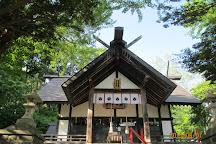 Abuta Shrine, Toyako-cho, Japan