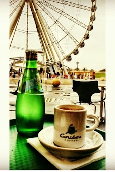 Caribou Coffee dubai UAE