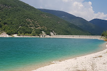 Lago di Fiastra, Fiastra, Italy