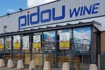 Pidou Superstores, Calais, France