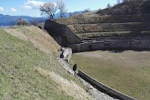 Anfiteatro di Alba Fucens, Abruzzo, Italy