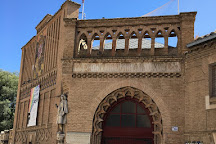 El Transito Synagogue and Sephardic Museum, Toledo, Spain